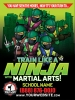 Martial Arts Ninja Printing Cards